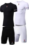 Gladiator pakket - Compressiebroek en Compressie shirt - Heren