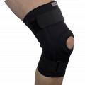 Kniebandage mit Federstahlstreben
